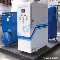 Serial adsorption generators NITROPOWER