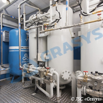 Adsorption oxygen plants