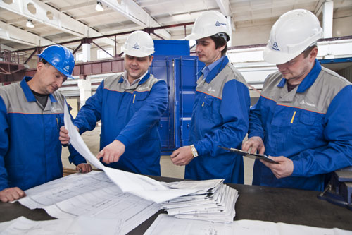First membrane technology application in Russia for helium recovery from natural gas