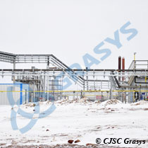 Application of APG downhole injection plant
